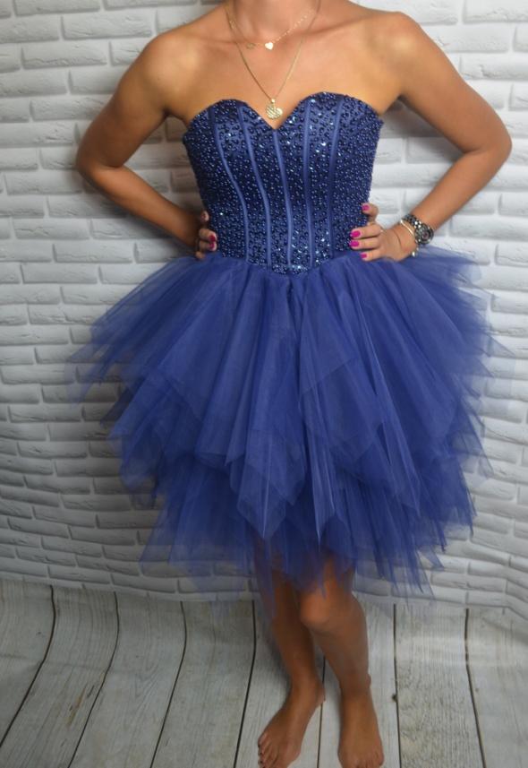 f58f02f7066f Unikatowa sukienka z gorsetem wesele studniówka w Suknie i sukienki ...