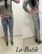 Spodnie dekatyzowane XL