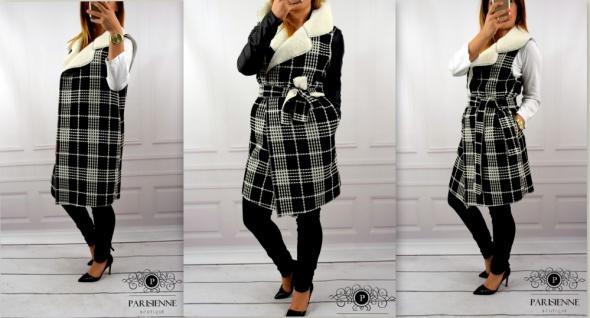 Mój styl krata black&white