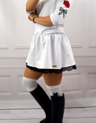 Dress WHITE...