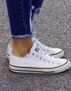 Converse all star WHITE LOW...