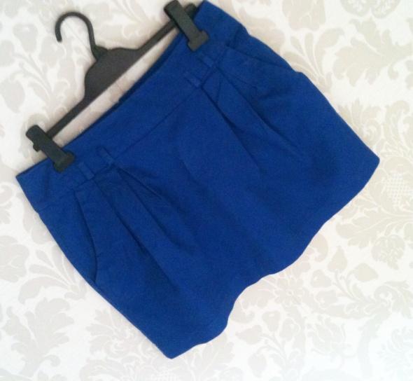 Spódnice Spódniczka kobaltowa