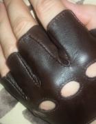 Wittchen rękawiczki skórzane...