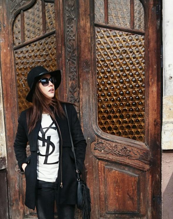 Codzienne Stylizacja Street Fashion