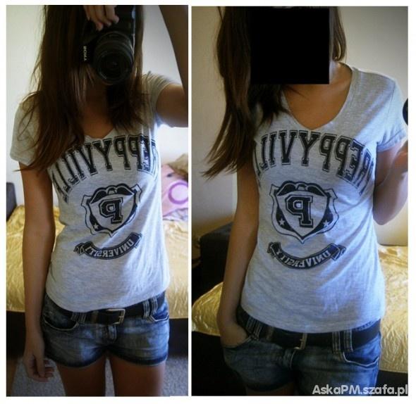 Ubrania koszulka