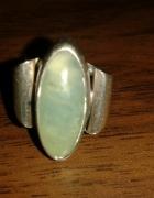 pierścionek Metaloplastyka...
