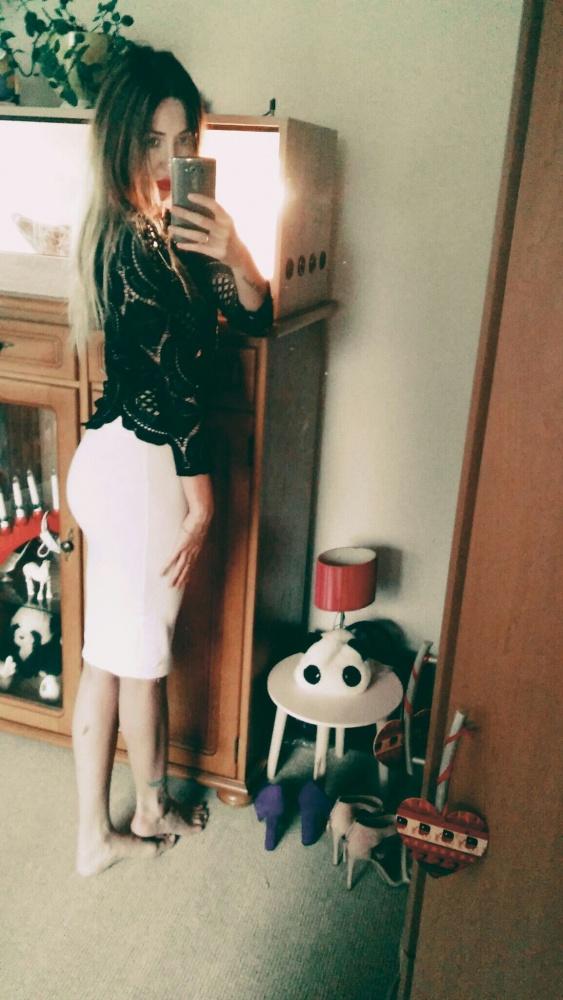 Mój styl czarno biale