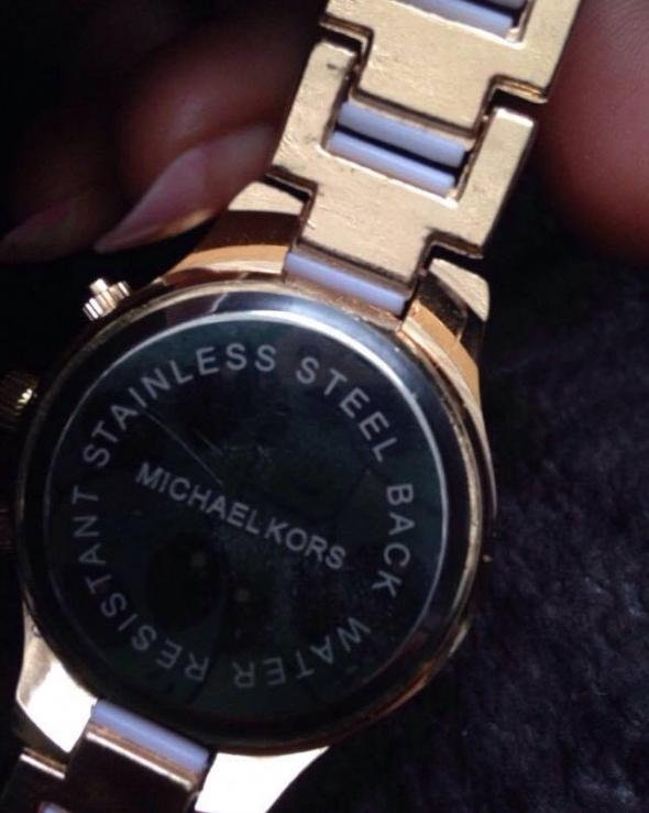 mk zegarek hit logo Michael Kors nowy w Zegarki Szafa.pl