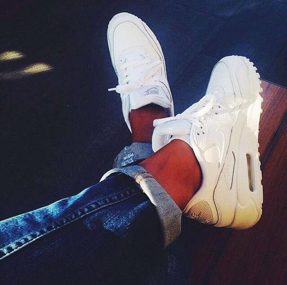 Nike Air Max 90 Białe