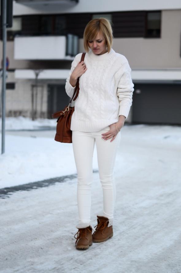 Blogerek Only white