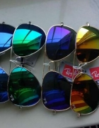 Okulary ray ban aviator 3025 logowanegrawerowne 3