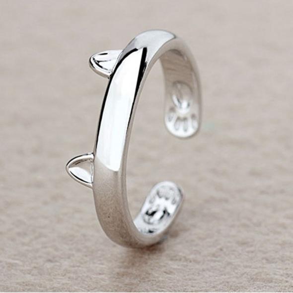 Koci pierścionek