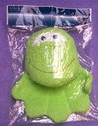 NOWA zabawna myjka żabka rękawica urocza