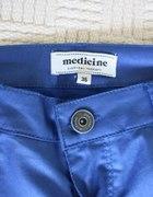 niebieskie spodnie MEDICINE 36 S
