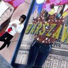 Warsaw girl loves Freddie