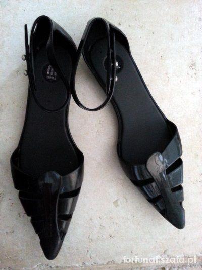 Sandały Melissa czarne