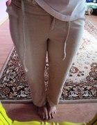 LNIANE NOWE spodnie rozm M IDEALNE NA LATO