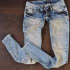 D&G Dolce Gabbana spodnie jeansowe