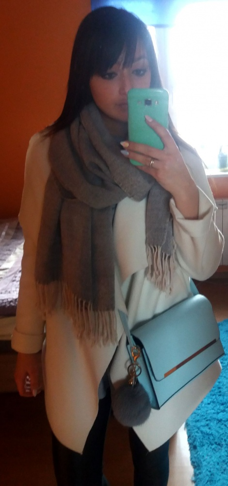 Mój styl White coat