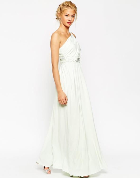 80cd01aad0 Asos grecka suknia maxi w Suknie i sukienki - Szafa.pl