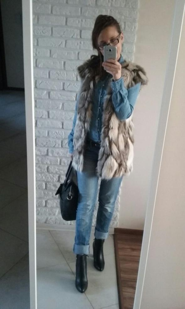 Codzienne Po prostu jeans