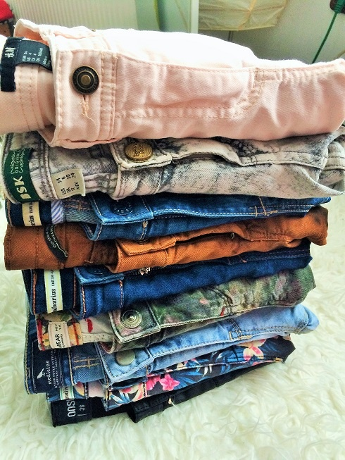 jeansowe najlepsze...