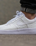 Buty Nike Air Force 1 Low 07 LV8 Croc Pack White