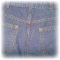 OLDSCHOOLOWA spódnica jeans