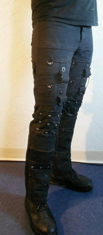Spodnie CYBERPUNK