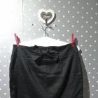 spódnica wizytowa kokarda