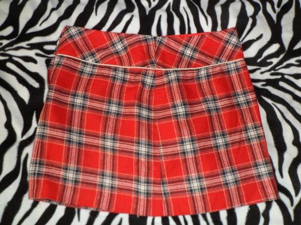 Spódnice Spódnica Dorothy Perkins L w Czerwoną Kratę