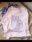 Nowa piżama bawełniana M