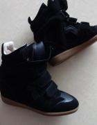 Sneakersy Isabel Marant Bekett...