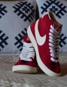 czerwone Nike Blazer Mid 38 red