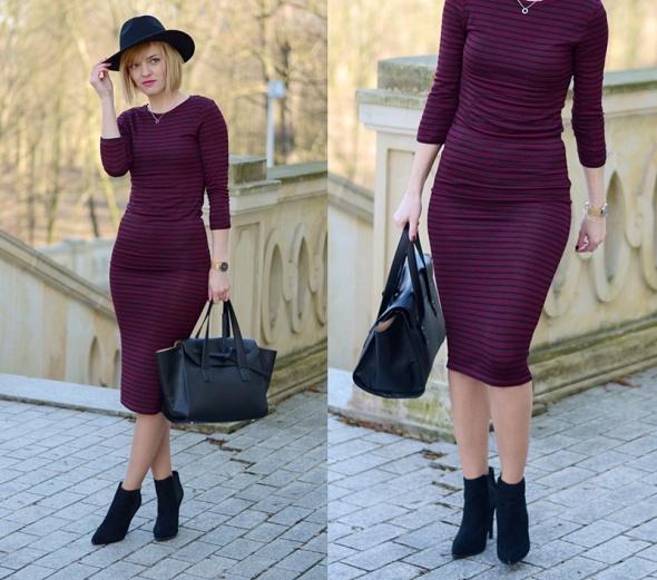 Blogerek Midi dress