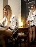 Tribal print blouse...