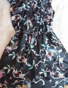 Sukienka w ptaszki George...