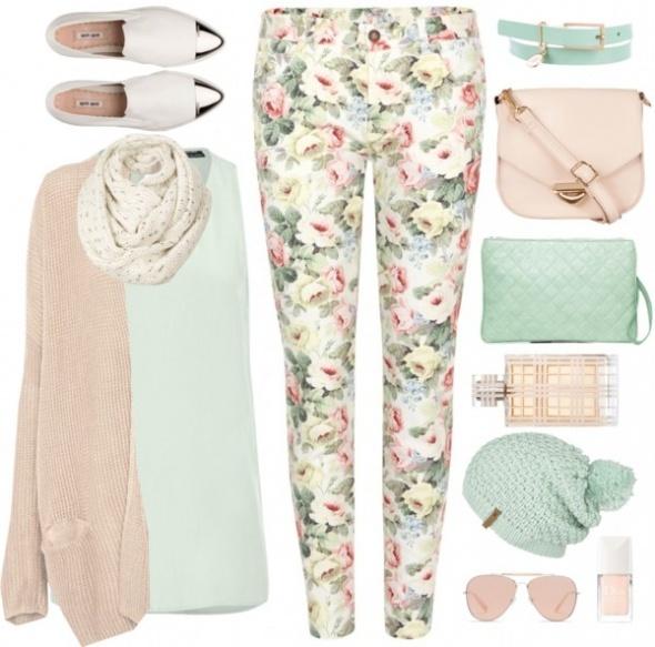 Wasze inspiracje pastelowe kwiaty