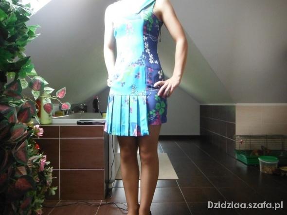 Sukienka Versace for H&M