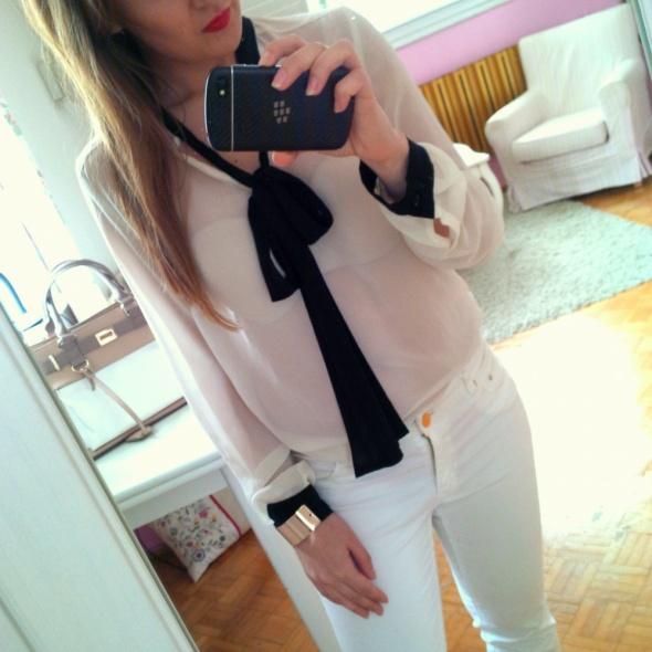 Mój styl biało