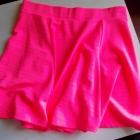 H&M spódnica neon pink