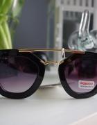 Okulary przeciwsłoneczne znany model 2016 czarne