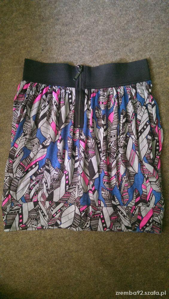 Spódnice spódnica aztec zip