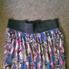 spódnica aztec zip