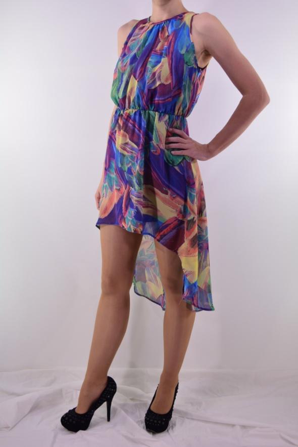 Mój styl Zwiewna sukienka