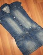 Sukienka jeansowa Tom Tailor rozm 36