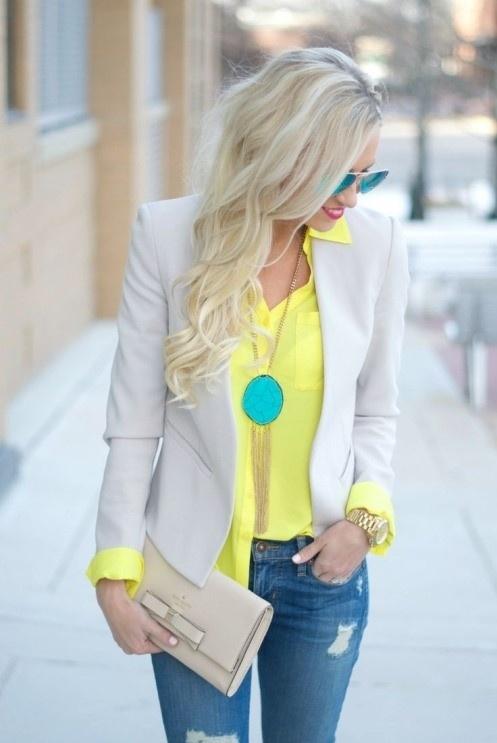 Codzienne yellow