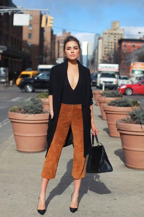 Codzienne culotte pants
