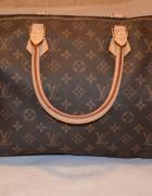 torba podrozna kuferek lv monogram speedy 40 skora...