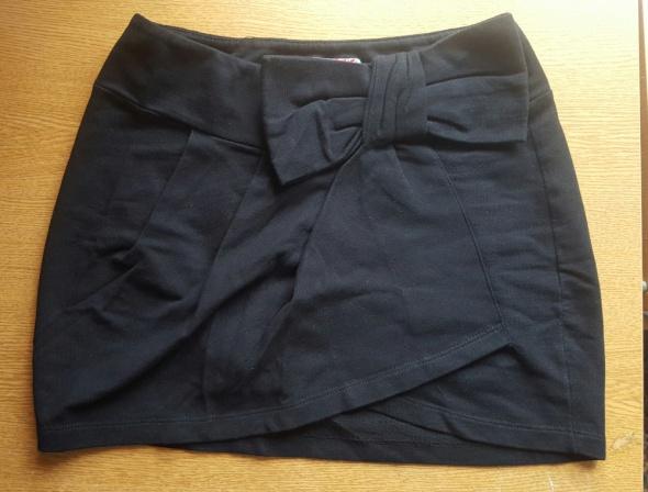Spódnice Spodnica mini Zara Trafaluc idealna czarna